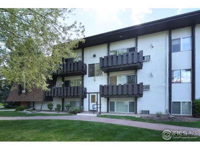 1305 Kirkwood Dr UNIT 308, Fort Collins, CO 80525 - MLS#: 849569