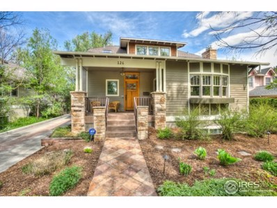126 Grandview Ave, Fort Collins, CO 80521 - MLS#: 849743