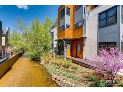 2056 Walnut St UNIT A, Boulder, CO 80302 - MLS#: 849762