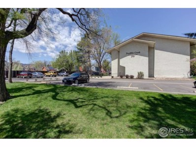 2707 Valmont Rd UNIT 205, Boulder, CO 80304 - MLS#: 849847