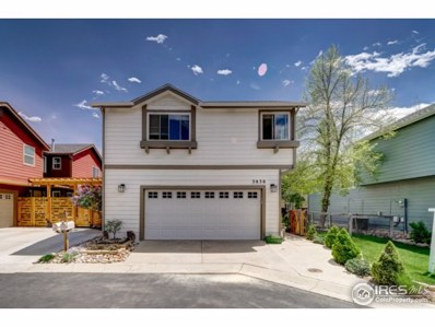3838 Fredericks Ct, Boulder, CO 80301 - MLS#: 849864