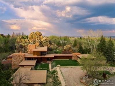 165 Green Rock Dr, Boulder, CO 80302 - MLS#: 849909