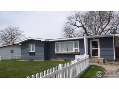 155 S Cherry St, Burlington, CO 80807 - #: 850071