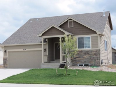 7518 Home Stretch Dr, Wellington, CO 80549 - MLS#: 850075