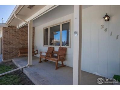 2411 Glade Rd, Loveland, CO 80538 - MLS#: 850219