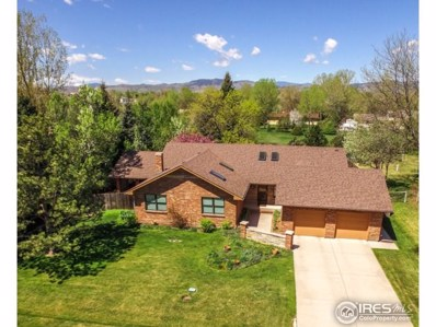 5305 Mail Creek Ln, Fort Collins, CO 80525 - MLS#: 850233