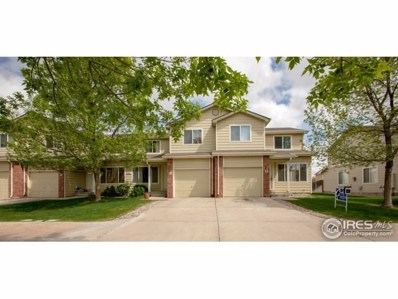 3361 Saratoga St UNIT D, Wellington, CO 80549 - MLS#: 850336