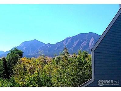 2301 Pearl St UNIT 7, Boulder, CO 80302 - MLS#: 850365