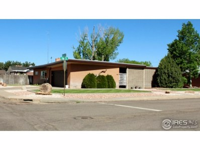 805 Park St, Fort Morgan, CO 80701 - MLS#: 850378