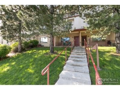 2800 Aurora Ave UNIT 110, Boulder, CO 80303 - MLS#: 850417