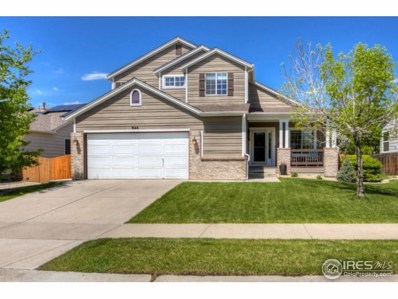 846 Shuttleworth Dr, Erie, CO 80516 - MLS#: 850470