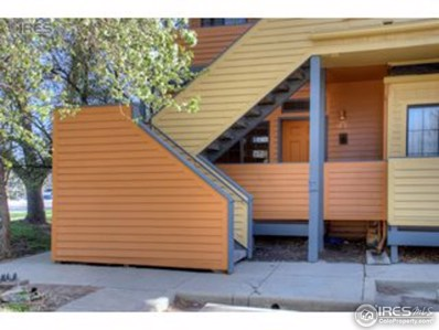 3461 28th St UNIT 1, Boulder, CO 80301 - MLS#: 850473