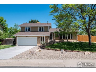 960 Daphne St, Broomfield, CO 80020 - MLS#: 850539