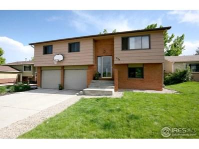 534 E 42nd St, Loveland, CO 80538 - MLS#: 850566