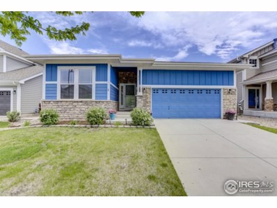 433 Mazzini St, Erie, CO 80516 - MLS#: 850593