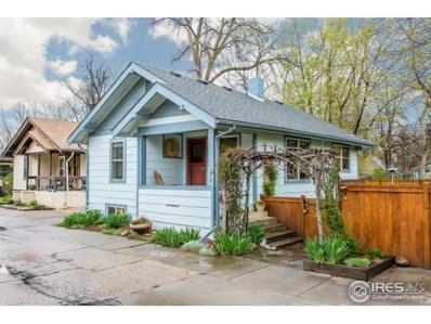 114 Sylvan Ct, Fort Collins, CO 80521 - MLS#: 850625