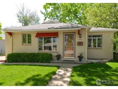 1325 Garfield Ave, Loveland, CO 80537 - MLS#: 850646