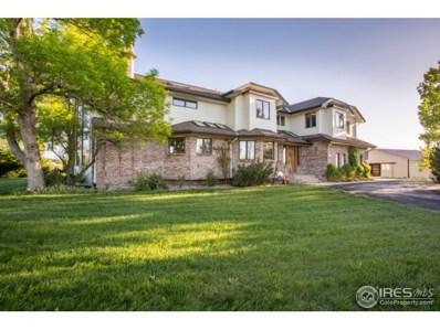 9421 Gunbarrel Ridge Rd, Boulder, CO 80301 - MLS#: 850707