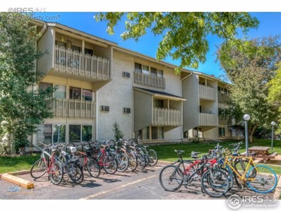 2707 Valmont Rd UNIT 114, Boulder, CO 80304 - MLS#: 850799