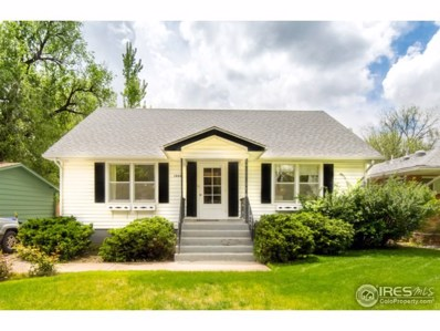1809 Laporte Ave, Fort Collins, CO 80521 - MLS#: 850897