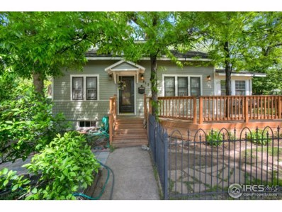 812 Smith St, Fort Collins, CO 80524 - MLS#: 850951
