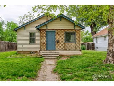 1912 7th Ave, Greeley, CO 80631 - MLS#: 850973