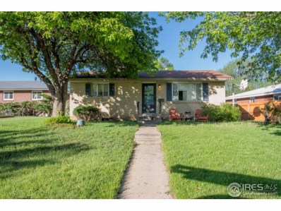 1803 26th St, Greeley, CO 80631 - MLS#: 851058