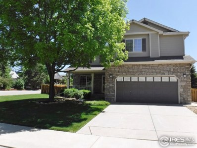 812 Zachary Ct, Longmont, CO 80504 - MLS#: 851295