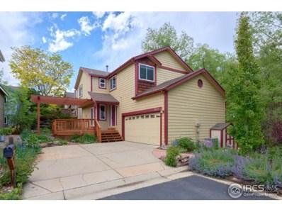3853 Fredericks Ct, Boulder, CO 80301 - MLS#: 851328