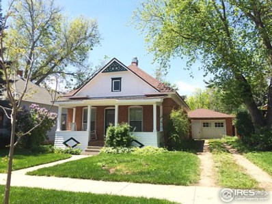 225 Wood St, Fort Collins, CO 80521 - MLS#: 851375