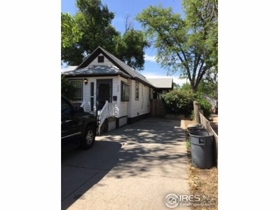 209 12th St, Greeley, CO 80631 - MLS#: 851484