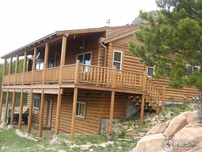 336 Micmac Dr, Red Feather Lakes, CO 80545 - MLS#: 851496
