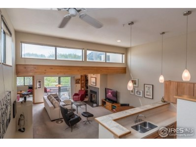 856 Walnut St UNIT F, Boulder, CO 80302 - MLS#: 851686