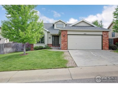 313 Dunne Dr, Fort Collins, CO 80525 - MLS#: 851787
