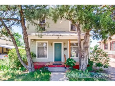 1118 5th St, Greeley, CO 80631 - MLS#: 852102