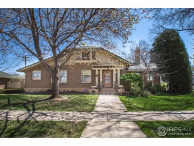 610 N Jefferson Ave, Loveland, CO 80537 - MLS#: 852129
