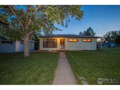 2503 16th Ave, Greeley, CO 80631 - MLS#: 852205