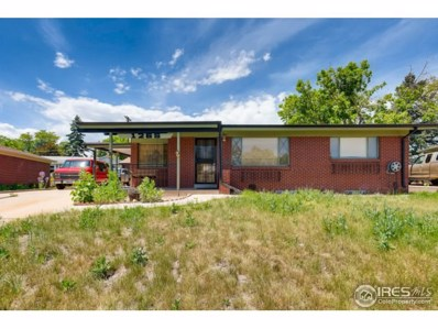 1265 W 7th Ave Dr, Broomfield, CO 80020 - MLS#: 852269