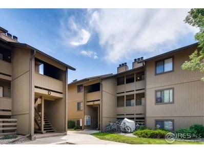 710 City Park Ave UNIT 321, Fort Collins, CO 80521 - MLS#: 852532