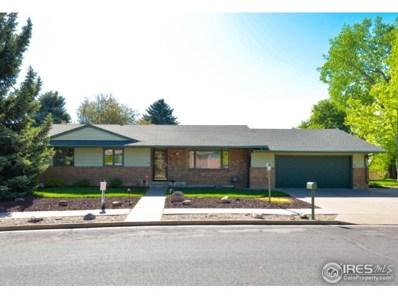 2934 Alamosa Ct, Loveland, CO 80538 - MLS#: 852550