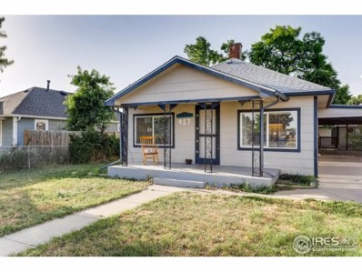 417 6th St, Frederick, CO 80530 - MLS#: 852587