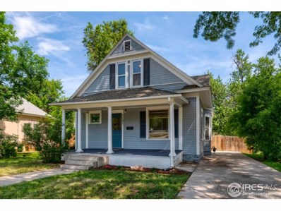 1121 13th St, Greeley, CO 80631 - MLS#: 852663