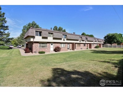 2701 19th St Dr UNIT 7, Greeley, CO 80634 - MLS#: 852677