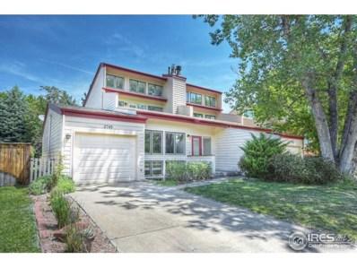 2745 Northbrook Pl, Boulder, CO 80304 - MLS#: 852691