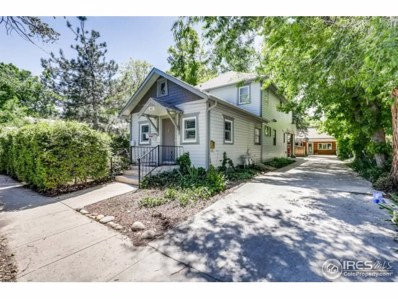 1857 23rd St, Boulder, CO 80302 - MLS#: 852740