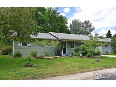 609 Griffin Pl, Fort Collins, CO 80521 - MLS#: 852795