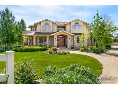 7572 Panorama Dr, Boulder, CO 80303 - MLS#: 852843