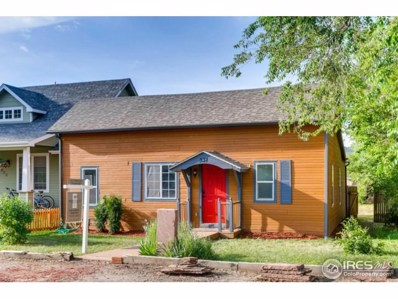 331 Stickney St, Lyons, CO 80540 - MLS#: 852915