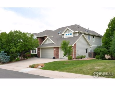 827 Napa Valley Dr, Fort Collins, CO 80525 - MLS#: 852923