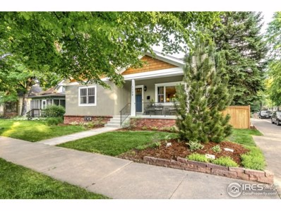 1129 W Mountain Ave, Fort Collins, CO 80521 - MLS#: 852966